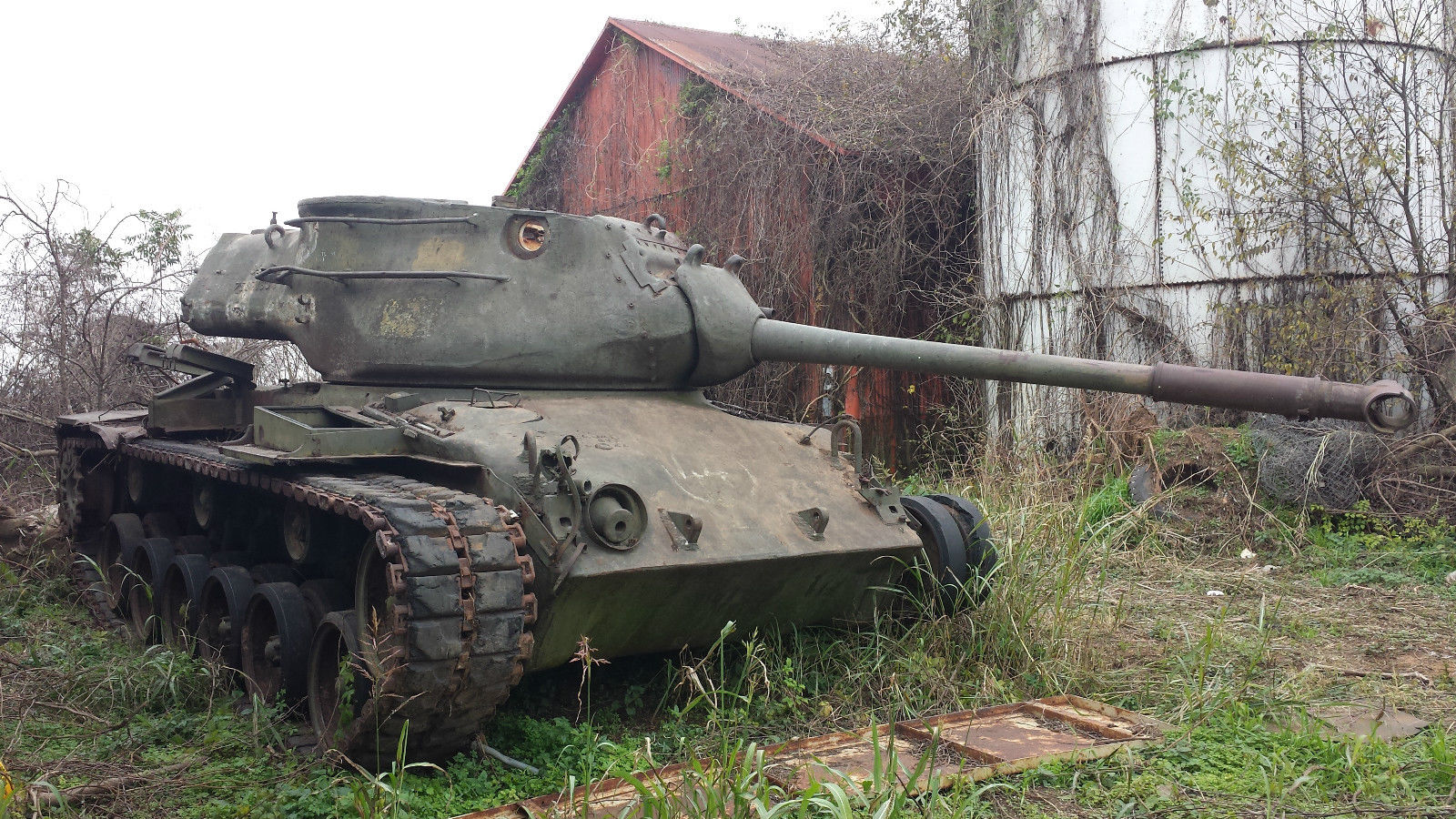 Armored Vehicles For Sale >> Photo of the Day: M47 for sale – Tank and AFV News