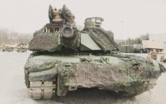 us-m1-abrams-tank-green-camouflage