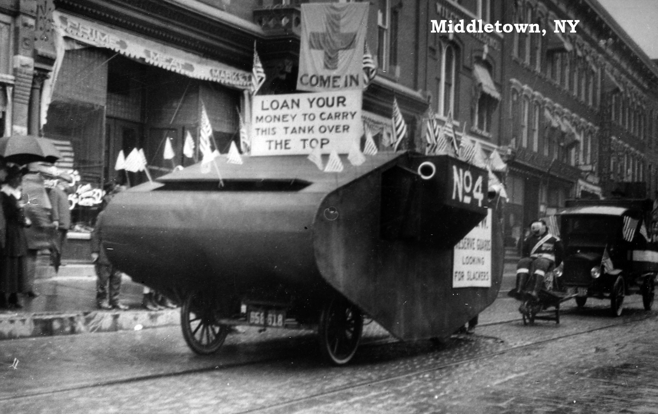 """Used Military Vehicles >> WWI Parade """"Tanks"""" Photo Gallery – Tank and AFV News"""