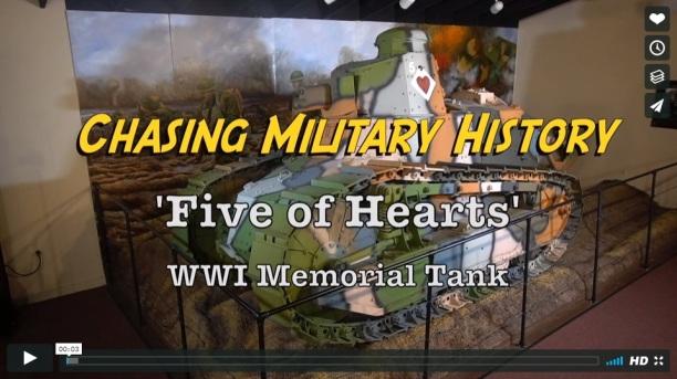 chasing military history